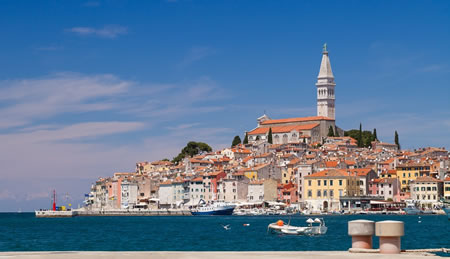 Istria - places, tours and monuments